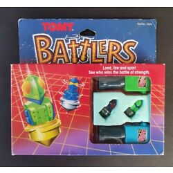 Kyпить Vintage Tomy toys Spinjas Battlers 1987 Parker Brothers excellent Boxed Complete на еВаy.соm