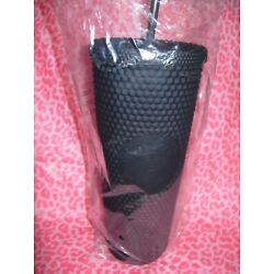 Kyпить Starbucks Matte Black Studded Tumbler Soft Touch New Release 2021 Cup Limited на еВаy.соm