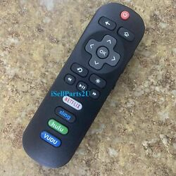 New Replacement Remote RC280-01 For TCL ROKU TV Radio Vudu 32FS3700 40FS3750 TCL