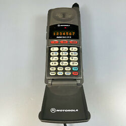 Kyпить Motorola MicroTAC LITE mobile phone, working, classic, Good Conditions As It Is на еВаy.соm