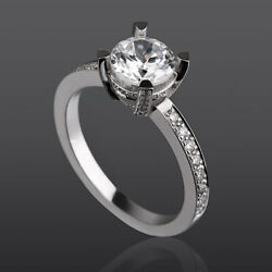 Kyпить ROUND CUT 1.8 CARAT G/SI BRIDAL DIAMOND ENGAGEMENT WHITE GOLD RING на еВаy.соm