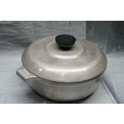 Kyпить Vintage Wagner Ware Sidney O Magnalite 4054 Small Dutch Oven на еВаy.соm