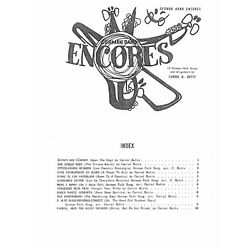 Kyпить German Band Encores German Oktoberfest Band Sheet Music на еВаy.соm