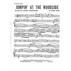 Kyпить Jumpin' At The Woodside Big Band Sheet Music Arrangement на еВаy.соm