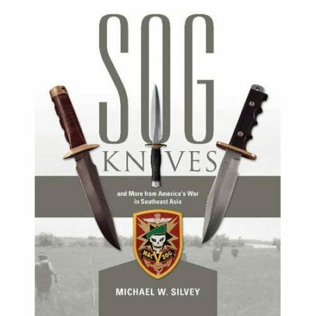 img-SOG Knives and More from America's War in Southeast Asi - HardBack NEW Michael W