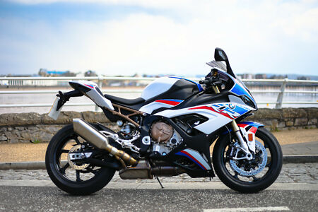 BMW S1000RR 2020 M SPORT 1303 MILES Immaculate condition