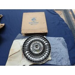 1956-57 Cadillac transmission fluid coupling assembly, NOS! torus and hub member