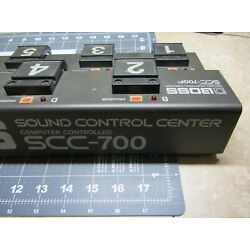 Kyпить 1980s Boss SCC-700 Foot Controller for SCC-700 FREE SHIPPING!!! на еВаy.соm