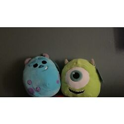 Kyпить Mike And Sully Squishmallows Bundle на еВаy.соm