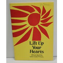 Kyпить Lift Up Your Hearts Song Book Piano Vocal на еВаy.соm
