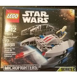 Kyпить LEGO STAR WARS 75073 Vulture Droid MICROFIGHTERS SERIES 2 - New, Factory Sealed на еВаy.соm