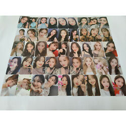 Loona & and Official photocard