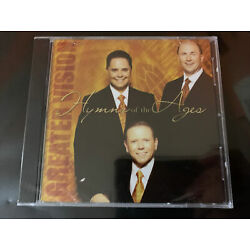 GREATER VISION - HYMNS OF THE AGES - GOSPEL CD - NEW Sealed In Touch