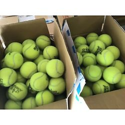 200 used tennis balls in Grade A) condition!