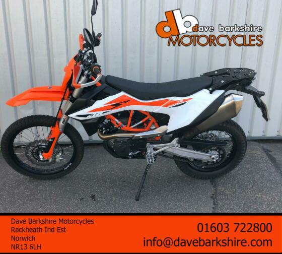 KTM 690 Enduro R 2020 ** 967 Miles - Immaculate Condition **