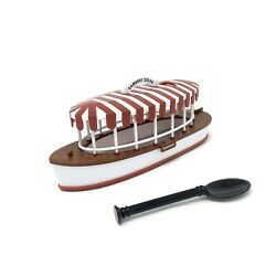 Disney Parks JUNGLE CRUISE Boat Dole Whip Sunday  Bowl with Spoon Limited - NEW