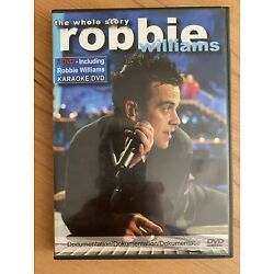 DVD: The whole story Robbie Williams - FSK12