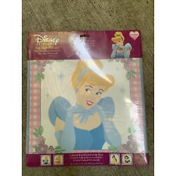 Disney Home Imperial Self Stick Wall Art Décor Princess Collection