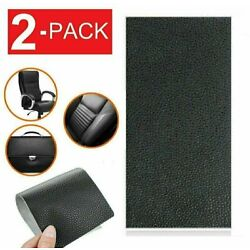 2x Leather Repair Tape Self Adhesive Patch Sticker Couch Sofa Car Seat Handbag