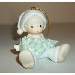 Enesco Precious Moments Ornament - 521590 - Dont Let the Holidays Get You Down
