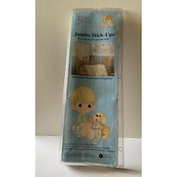 Precious Moments Baby Collection 25 Jumbo Reusable Peel & Stick Wall Decals
