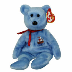 TY Beanie Baby - NINA the Bear (Internet Exclusive) (8.5 inch) - MWMTs