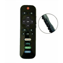 New Replaced Remote FIT For ROKU TV TCL/Sanyo/ Element/ Haier/ RCA/ LG/ Philips