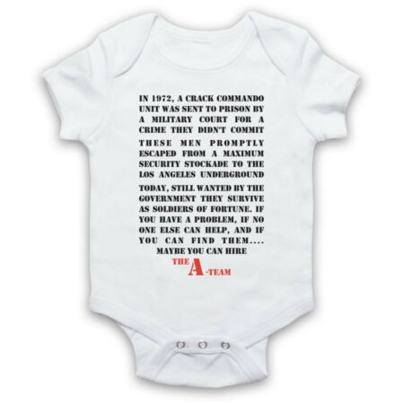img-A TEAM INTRO THEME MAYBE YOU CAN HIRE 80'S ACTION TV BABY GROW BABYGROW GIFT