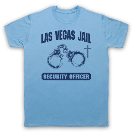 img-LAS VEGAS JAIL UNOFFICIAL SECURITY OFFICER RETRO FUNNY MENS & WOMENS T-SHIRT
