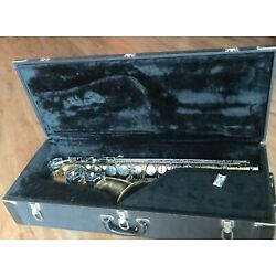 Vintage Tenor saxophone dolnet bel air  Paris MADE IN FANCE  With Case