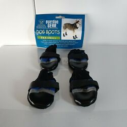 Guardian Gear All Weather Dog Protective Boots Shoes size xxx-s