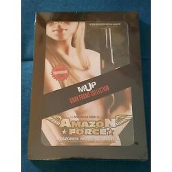 AMAZON FORCE Limited Edition MUP Dark Frame Collection #03 OVP