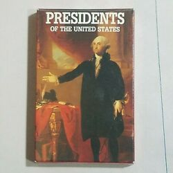 Presidents of the United States Flash-Pack Cards Knowledge 1995