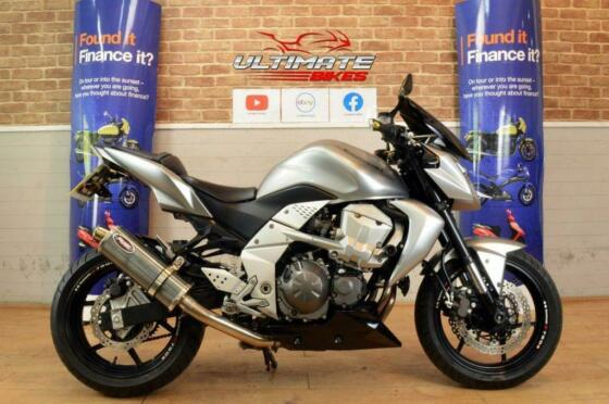 2009 09 KAWASAKI Z750 (ZR 750 L7F) - FREE DELIVERY AVAILABLE