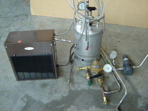 Acid dilution system mixer and mixing tank with