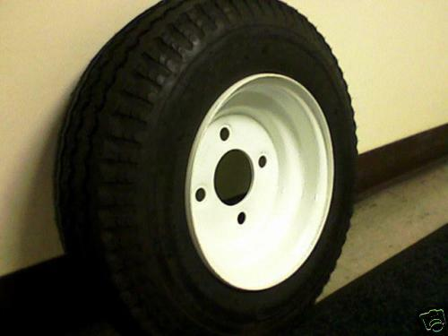 8 trailer rim tire wheel 4h assembly 30000 ebay. Black Bedroom Furniture Sets. Home Design Ideas