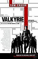 VALKYRIE, Original Authentic Theatrical Movie Poster!
