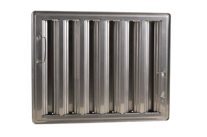 Exhaust Hood Grease Filter Baffle 16x20 Stainless 31260 Ebay
