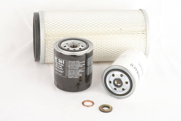 Kit filtration Land Rover Discovery 200 tdi