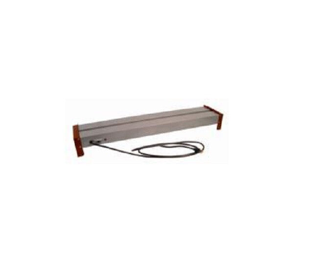 Could emx strip heater for plastic bending the