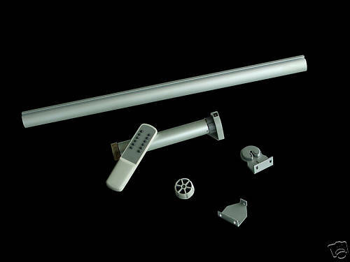 6ft Remote Controlled Electric Shade Blind Curtain Rod Ebay