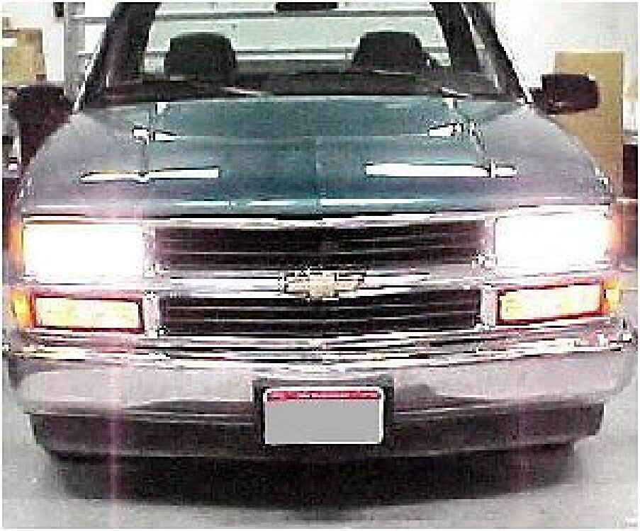 88 98 Chevy Truck High Beam Conversion Kit 89 90 91 92 93