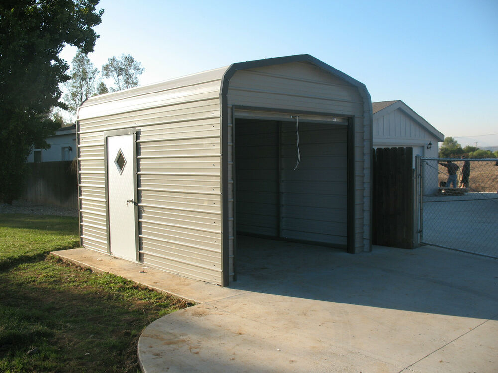 Garages storage sheds pre fab steel buildings barns kits Rv buildings garages