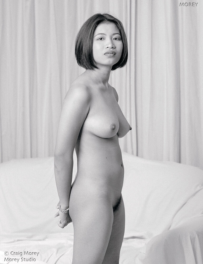 artistic hispanic model nude