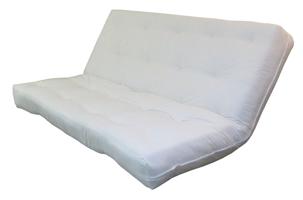 springaire 10 thick spring cotton foam poly futon