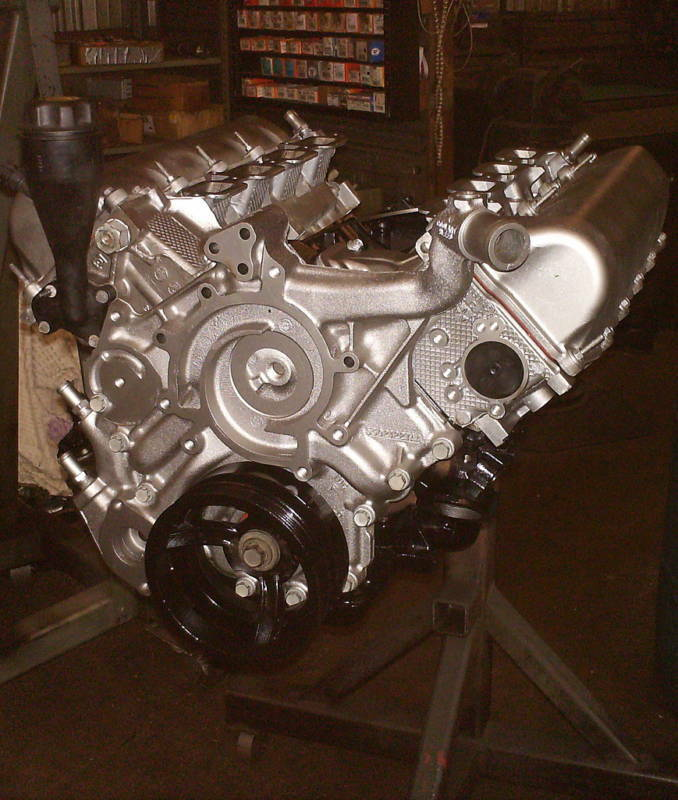 Complete Engines For Sale Page 85 Of Find Or Sell: 4.7 SOHC Power-Tech 16 Valve Chrysler Complete Engine