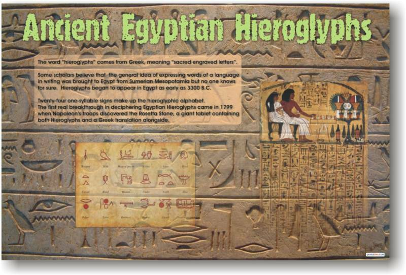 Early egyptian writing and administration