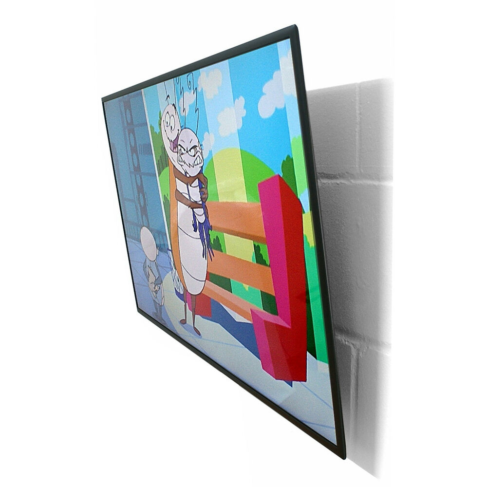 tv led halterung wandhalterung 40 f samsung ue40c6710 ebay. Black Bedroom Furniture Sets. Home Design Ideas