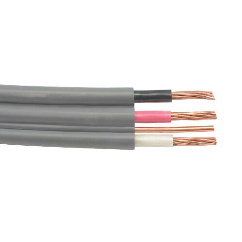 Direct Buried Cable : Uf wire b with ground direct burial tray cable