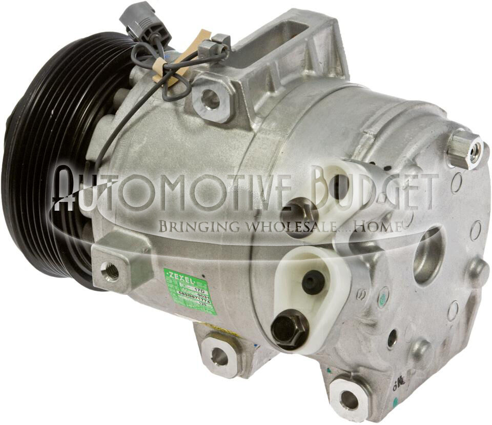 Mazda 6 Clutch Diagram Great Design Of Wiring 2007 Headlight A C Compressor W 2003 New Ebay 2006